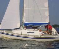 Sail boat Sailart 20 for charter in Sipplingen