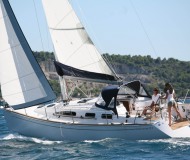 Yacht Salona 37 - Sailboat Charter Amalfi