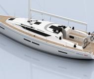 Segelyacht Salona 380 Yachtcharter in Kastela