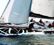 Sail boat Salona 40 available for charter in Rostocker Stadthafen