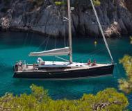 Segelyacht Sense 50 Yachtcharter in Jezera