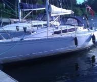 Segelyacht Sun Light 31 Yachtcharter in Dyvig