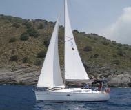 Segelyacht Sun Odyssey 32 Yachtcharter in Ece Saray Marina