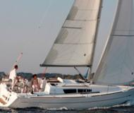 Sailing yacht Sun Odyssey 33i available for charter in Furnari
