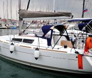 Segelboot Sun Odyssey 33i Yachtcharter in Marina Izola
