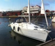Sailing yacht Sun Odyssey 34.2 for hire in Marina Ockero