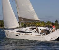 Sailing yacht Sun Odyssey 349 for rent in Lagoon Marina