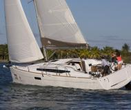 Yacht Sun Odyssey 349 for rent in Grand Harbour Marina