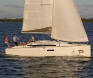 Segelyacht Sun Odyssey 349 Yachtcharter in Nettuno