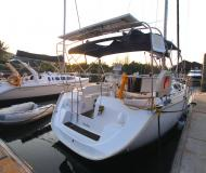 Sail boat Sun Odyssey 35 for charter in Ko Chang
