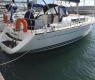 Yacht Sun Odyssey 36 for rent in Alcantara Marina
