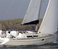 Yacht Sun Odyssey 36 for rent in Porto