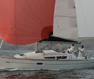 Sailing yacht Sun Odyssey 36i available for charter in Dyvig