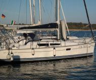 Sailing yacht Sun Odyssey 36i for charter in Cala d Or