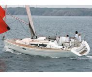 Sail boat Sun Odyssey 36i for hire in Klaipeda