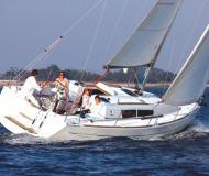 Segelyacht Sun Odyssey 36i Yachtcharter in Nieuwpoort