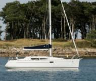 Sailing Boat Charter France Sun Odyssey 36i for charter
