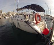 Yacht Sun Odyssey 36i available for charter in Sant Antoni de Portmany