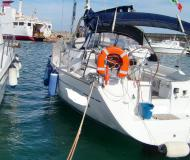 Sailing yacht Sun Odyssey 37 available for charter in Gallipoli