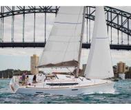 Segelyacht Sun Odyssey 379 Yachtcharter in Denia