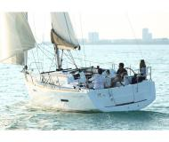Sailing yacht Sun Odyssey 379 available for charter in Port Louis Marina