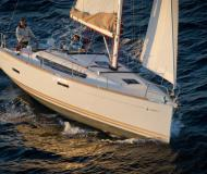 Sailing yacht Sun Odyssey 379 for rent in Biograd na Moru