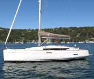 Segelboot Sun Odyssey 389 chartern in Marina Buchtshore Landing