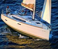 Sailing yacht Sun Odyssey 389 for charter in Primosten