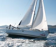 Yacht Sun Odyssey 40 for charter in Vodice