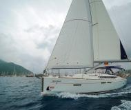 Sailing yacht Sun Odyssey 409 available for charter in Netsel Marmaris Marina