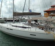 Yacht Sun Odyssey 409 for hire in Puerto Del Rey Marina