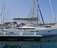 Sail boat Sun Odyssey 409 for rent in Marina Mandalina