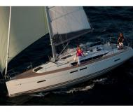 Sailing yacht Sun Odyssey 409 available for charter in Gouvia Marina