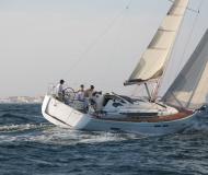 Segelyacht Sun Odyssey 409 chartern in Baie Sainte Anne