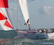 Sailing boat Sun Odyssey 419 available for charter in Palamos