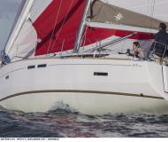 Yacht Sun Odyssey 419 chartern in Road Town