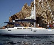Sailing boat Sun Odyssey 42.1 available for charter in Alghero