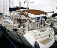 Segelyacht Sun Odyssey 42i Yachtcharter in Marina Porto Colom