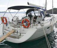 Sailing boat Sun Odyssey 42i for hire in Goecek