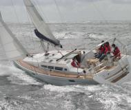 Sailing boat Sun Odyssey 42i for charter in Le Marin