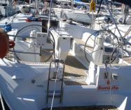 Sun Odyssey 43 Segelyacht Charter Santo Stefano al Mare