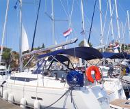 Segelyacht Sun Odyssey 439 Yachtcharter in Marina Seget Donji