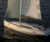 Sail boat Sun Odyssey 439 available for charter in Finikas Marina