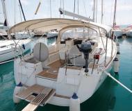 Segelyacht Sun Odyssey 439 chartern in Bar