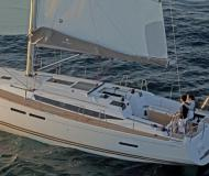 Yacht Sun Odyssey 439 for hire in Altair Marina
