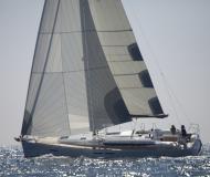 Segelyacht Sun Odyssey 439 chartern in Yachthafen Volos