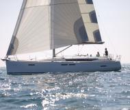 Sailing yacht Sun Odyssey 449 for charter in Finikas