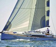 Sailing yacht Sun Odyssey 449 available for charter in Breege