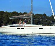 Sailing yacht Sun Odyssey 449 for rent in Dubrovnik Marina