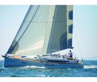 Sailing yacht Sun Odyssey 449 for charter in Hjellestad